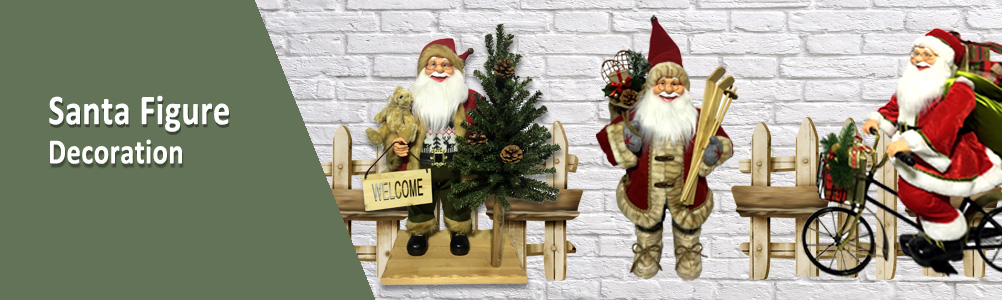 Santa Figure Decoration